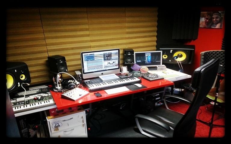Estudio grabación