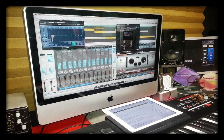 estudio grabación 2